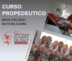 Medicina: Inicio del curso propedéutico – Ciclo 2 – Año 2021
